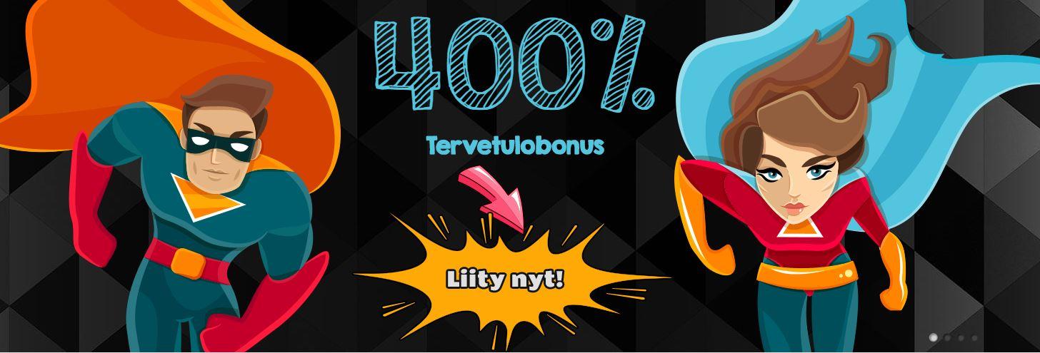 gale martin 400% bonus